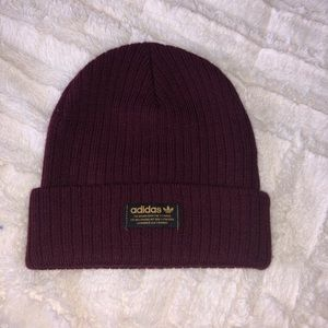 Never been worn Adidas Beanie